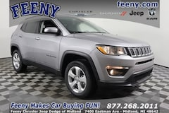 New Chrysler Dodge Jeep Ram 2019 Jeep Compass LATITUDE 4X4 Sport Utility for sale in Midland MI