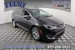 New Chrysler Dodge Jeep Ram 2019 Chrysler Pacifica LIMITED Passenger Van for sale in Midland MI