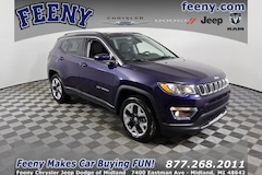 2019 Jeep Compass LIMITED 4X4 Sport Utility For Sale in Midland, MI