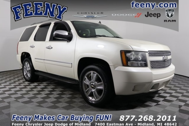 Used 2010 Chevrolet Tahoe LTZ SUV In Midland