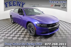 New Chrysler Dodge Jeep Ram 2019 Dodge Charger SXT AWD Sedan for sale in Midland MI