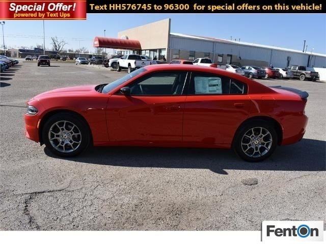 2017 Dodge Charger SXT AWD Sedan