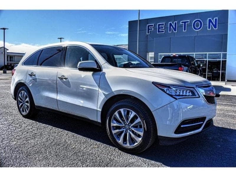 2016 Acura MDX 3.5 Technology w/ Entertainment SUV