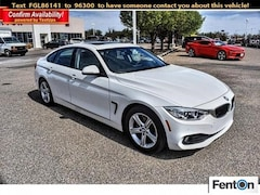 Used 2015 BMW 4 Series 428i Gran Coupe Hatchback