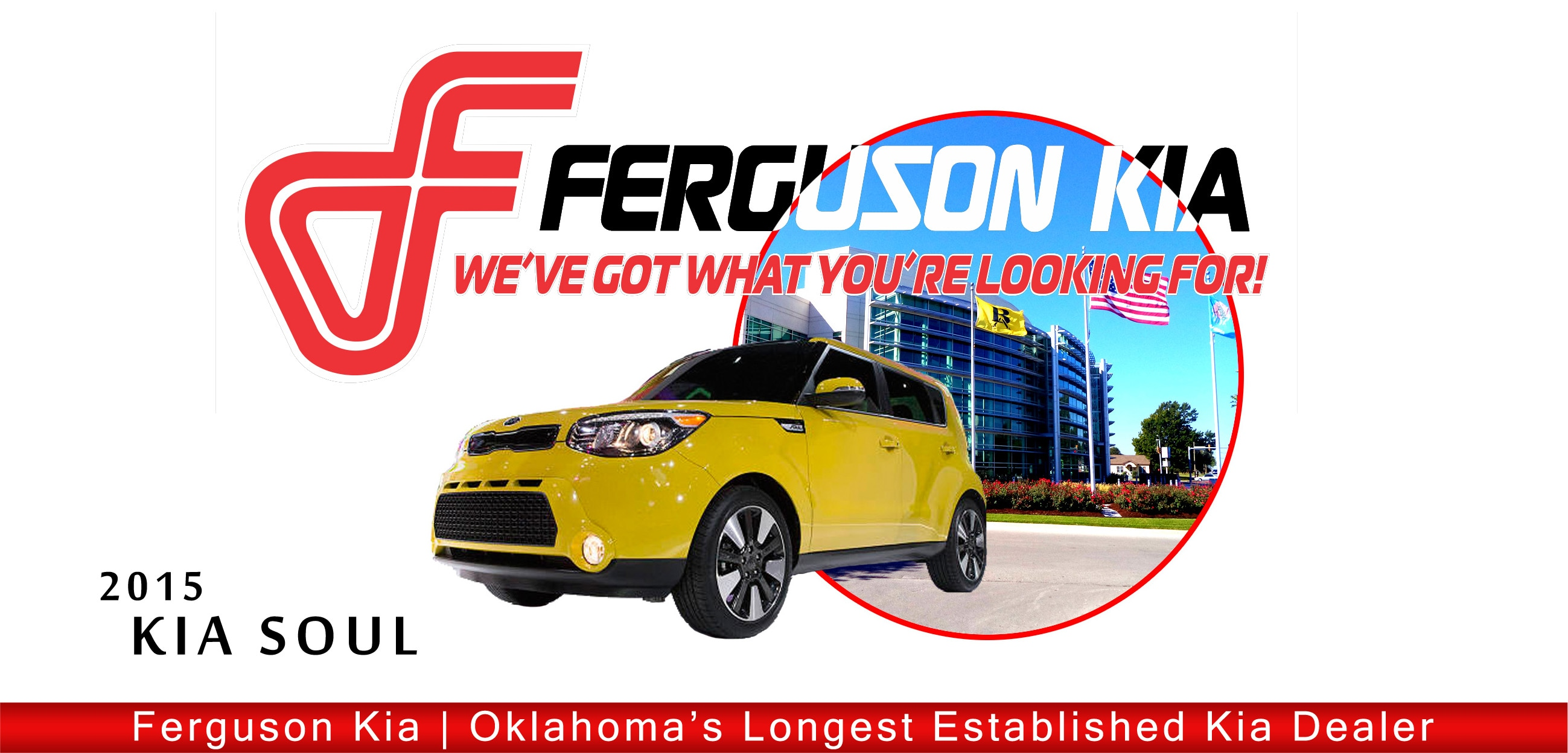 new 2015 kia soul for sale in tulsa ok ferguson kia. Black Bedroom Furniture Sets. Home Design Ideas