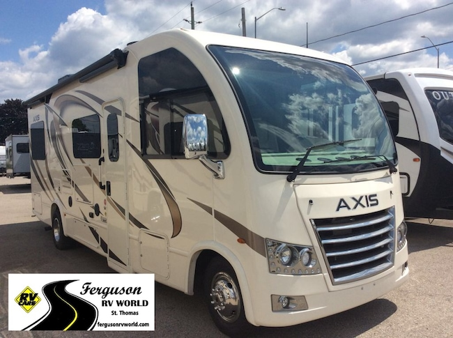 2018 Axis 25.2 -