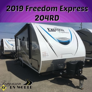 2019 Freedom Express by Coachmen 204RD