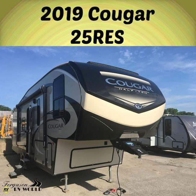 2019 COUGAR 25RES