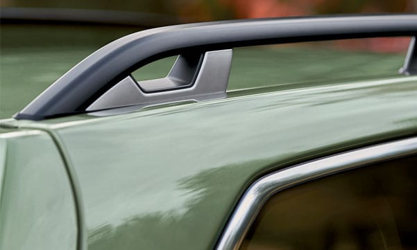 2020 Subaru Forester Roof Rail