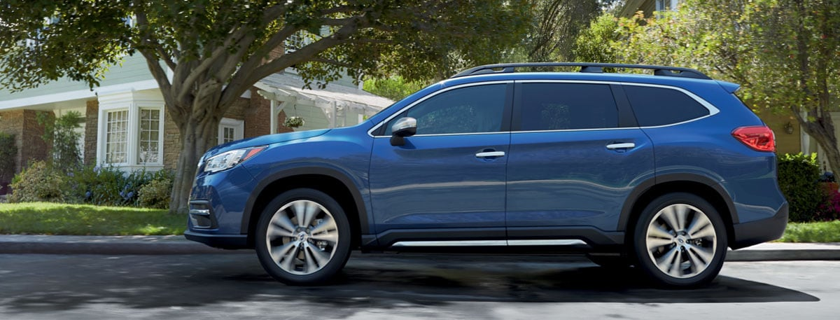 Subaru Ascent Engine, Capabilities & Safety Features
