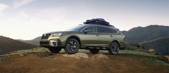 2020 Subaru Outback For Sale In Tulsa Ok At Ferguson Subaru
