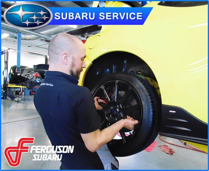 Subaru Service in Broken Arrow, OK