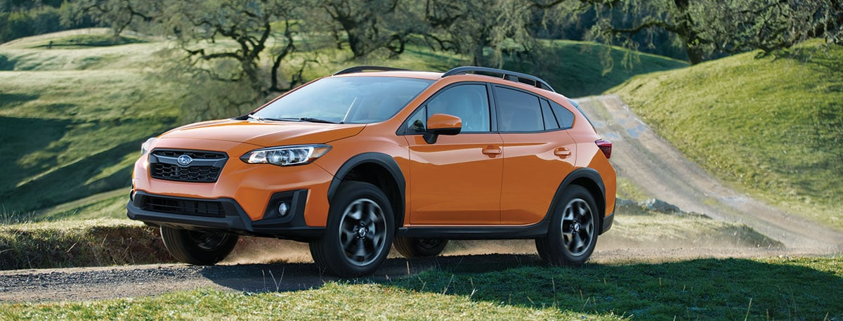 2020 Subaru Crosstrek header