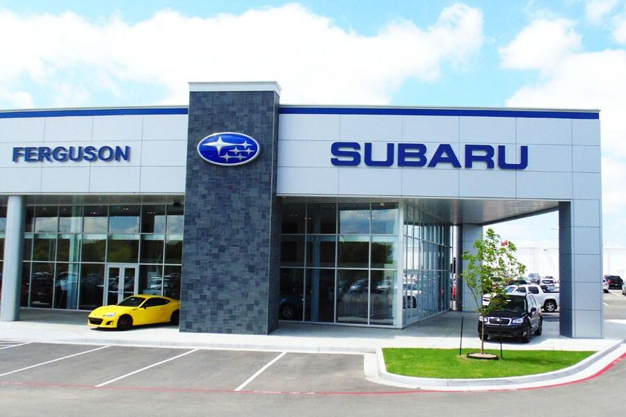 Ferguson Subaru Tulsa >> Ferguson Subaru New Used Subaru Sales In Broken Arrow Ok