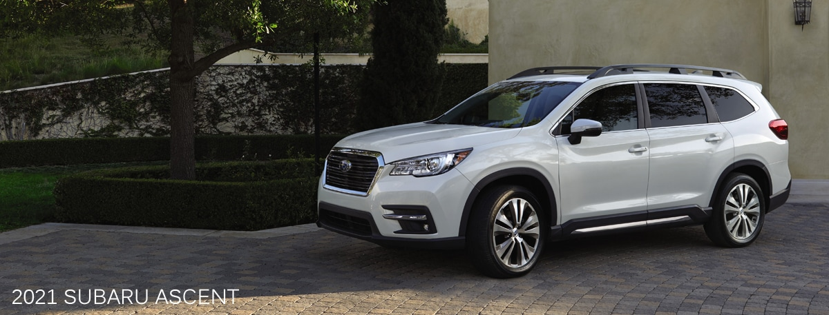2021 Subaru Ascent header