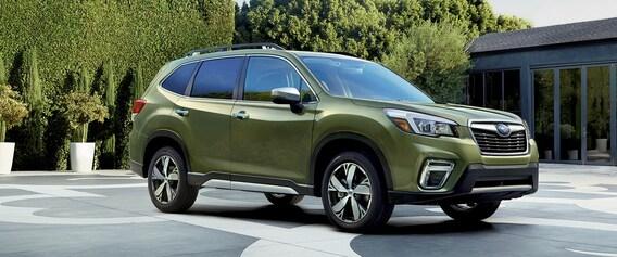 New 2019 Subaru Forester Suv Subaru Dealership Near Tulsa Ok