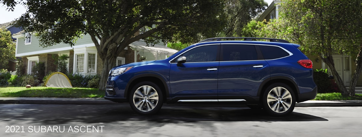2021 Subaru Ascent Technology