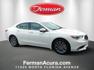 2018 Acura TLX 2.4 8-DCT P-AWS with Technology Package FWD w/Technology Pkg