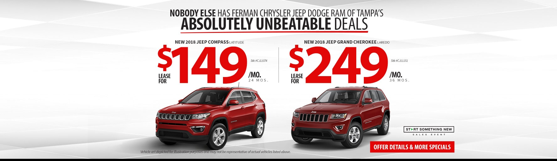 New 2017 2018 Chrysler Jeep Dodge Ram Amp Used Car