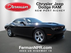 New 2018 Dodge Challenger SXT Coupe 2C3CDZAG3JH339080 in New Port Richey