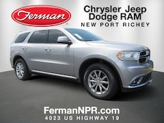 New 2018 Dodge Durango SXT RWD Sport Utility 1C4RDHAG4JC254493 in New Port Richey