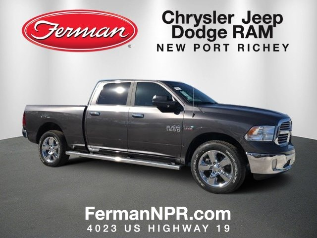 2018 Ram 1500 BIG HORN CREW CAB 4X4 6u00274 BOX