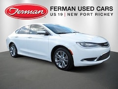 Certified Pre-Owned 2016 Chrysler 200 Limited Sedan 18J1211A near Clearwater