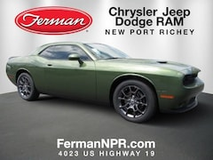New 2018 Dodge Challenger GT ALL-WHEEL DRIVE Coupe in New Port Richey