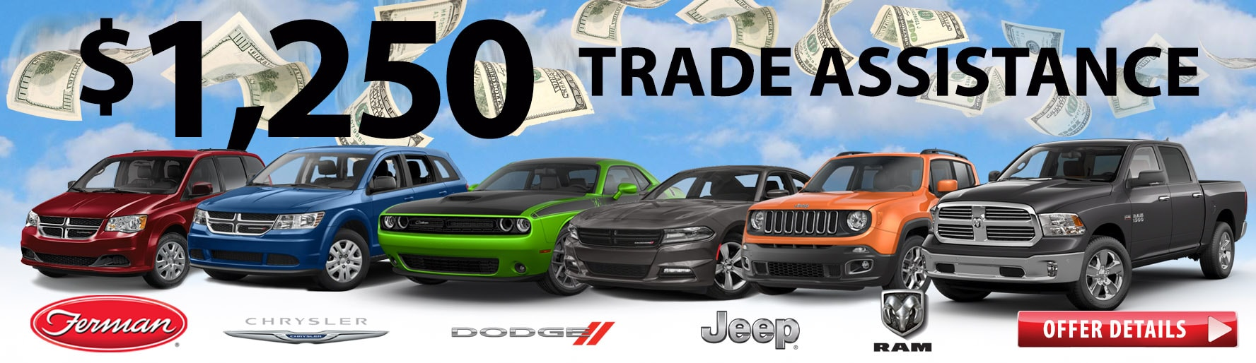 Ferman Chrysler Jeep Dodge Ram Of New Port Richey New