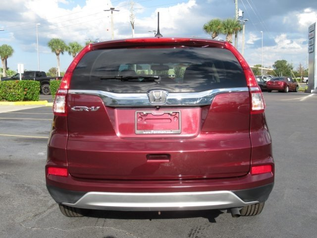 ... Used 2015 Honda CR V EX L SUV 2HKRM3H74FH520261 New Port Richey, FL ...