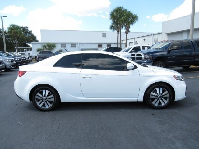 ... Used 2013 Kia Forte Koup EX Coupe KNAFU6A24D5743297 New Port Richey, FL  ...