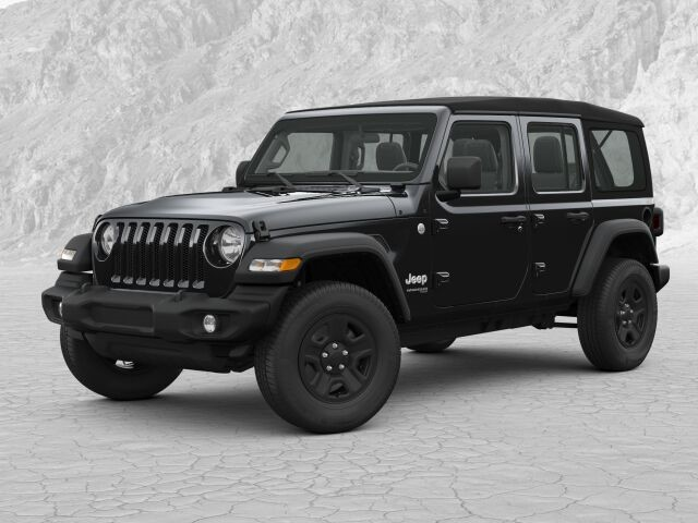 New 2018 Jeep Wrangler Unlimited Sport 4x4 New Port Richey