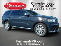 New 2018 Dodge Durango CITADEL RWD Sport Utility 1C4RDHEG1JC289485 in New Port Richey