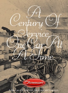 Photo of A Century of Service One Car at a time. Ferman History