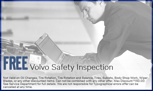 Free Volvo Safety Inspection