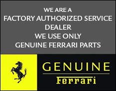 Genuine Ferrari Parts at Ferrari of Fort Lauderdale