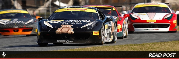 Ferrari World Finals in North America