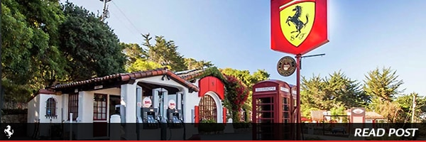 Casa Ferrari Carmel returns for a second year as the official home of all things Ferrari