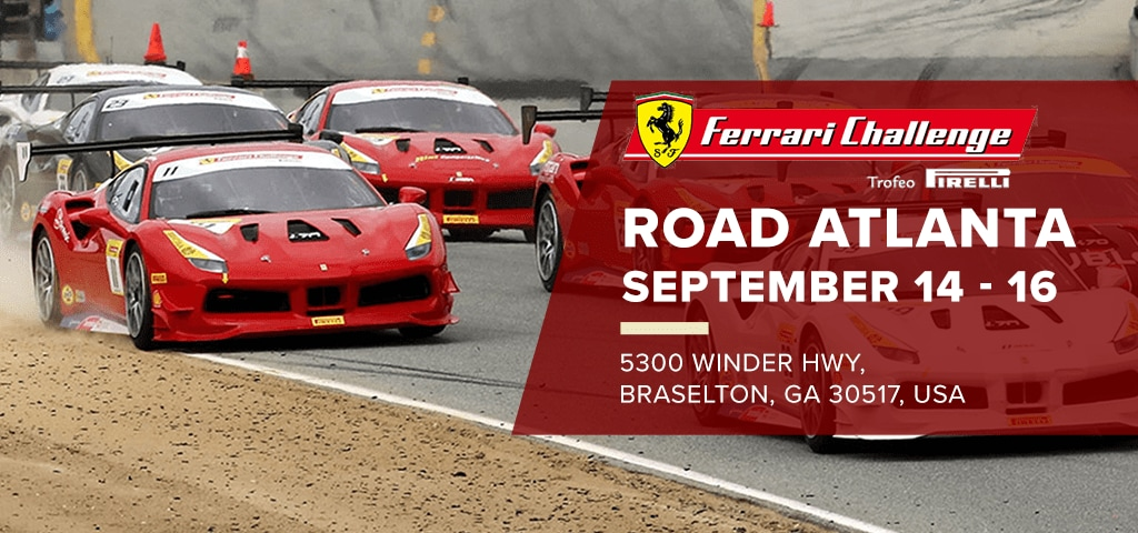 Ferrari Challenge Homestead
