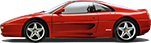 Ferrari F355 Annual Fluid Service at Fort Lauderdale, FL