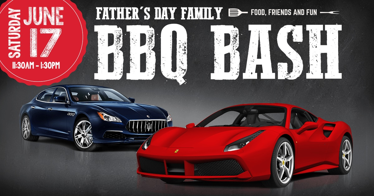 Father's Day Family Barbecue Bash
