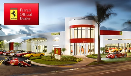 Ferrari of Fort Lauderdale Store