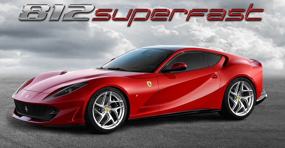 Ferrari 812superfast