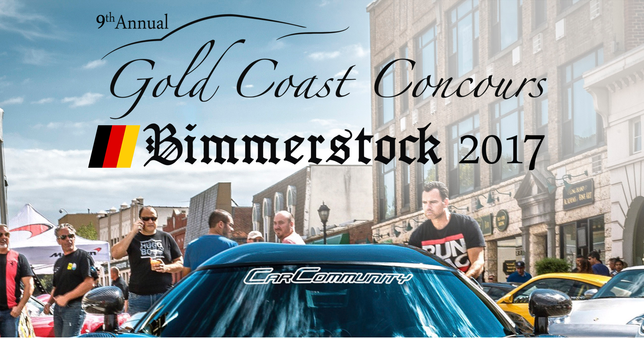 9th Annual GOLD COAST CONCOURS BIMMERSTOCK 2017