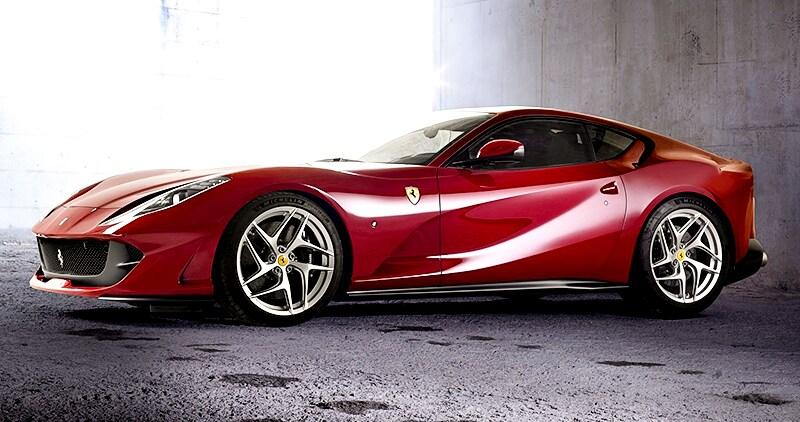 Ferrari Colors