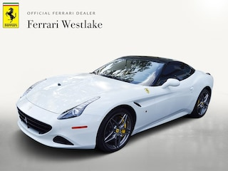 2015 Ferrari California T Certfied Convertible