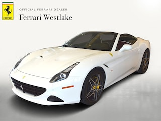 2016 Ferrari California T Certified Convertible