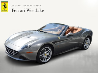 2015 Ferrari California T (Atelier model) Certified Convertible