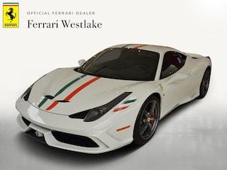 2015 Ferrari 458 Speciale Coupe