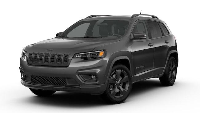 New 2019 Jeep Cherokee ALTITUDE 4X4 Sport Utility Elmira, NY